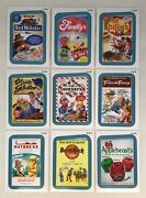 Wacky Packages All New Series 11 Topps/2013 Rude Foods Blue Border Card Set