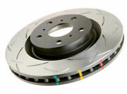 Dba Front Slotted 4000 Series Rotors For 08-10 Toyota Sequoia / Tundra 2wd/4wd