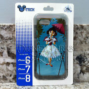 Disney Parks Haunted Mansion Tightrope Stretching Portrait Iphone 6s/7/8 Case