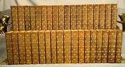 The Works And Life Of Charles Dickens, 36 Vols Bound Riviere Gadshill Ed 1897-1908