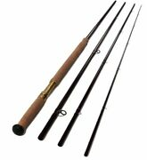 Altenkirch Fly Rod Two-handed Spey Rod Bulkley Series 4-pc Top Quality