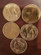 Us One Dollar Gold Coins