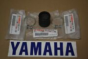 88-06 Yamaha 200 Blaster Muffler Pipe Joint Clamp Gasket Connector / Clamps Q