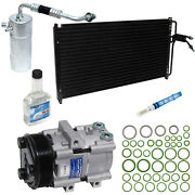 New A/c Compressor And Component Kit For F-150 F-250 Lobo