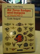Air Force Badges And Insignia - Of World War 2 -rosignoli-scarce Reference