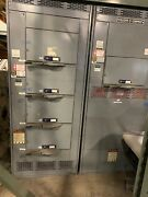 Square-d 1600 Amp Qed 1 Panel Board 480y/277 3p4w 2 Sections Main Lug