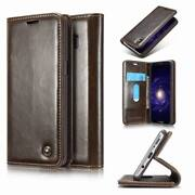 Exclusive Leather Wallet Case Cover For Samsung Galaxy S20 S10 S9 S8 Note 8 9 10
