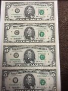 2019 Chinese Year Of The Pig Lucky Money Us 1995 5 Bill - S/n 8888