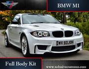 Bmw E82 Body Kit Non Wide Conversion For The 1 Series Bmw 07 Onwards