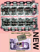 New Dodge Jeep Cherokee 4.7 Sohc Cylinder Heads Boltsand Gaskets 05-07 New Lifters