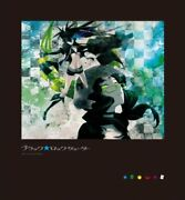 Black Rock Shooter Blu-ray Box Limited Edition With Figma Japan Figure
