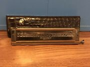 The 64 Chromonica Model Hohner Germany 280-c Harmonica Or Mouth Organ And Case
