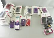 Lot 33 Cell Phone Cases Covers Samsung Tmobile Nokia Htc