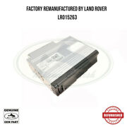 Land Rover Cd Player Auto Changer Charger Range 05-12 Lr015263 Remanufactured