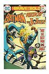 The Brave And The Bold 118 Batman And Wildcat Co-starring Jokerapr 1975, Dc