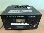 Vintage Peter Weiss Ic Regulated Dc Power Supply Eps-300m