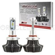 Oracle Lighting Led Headlight Bulbs For Dart No Hid Dodge 2013-2016 Low 524d-rt
