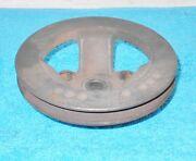 1968 1969 Ford Mustang Falcon Fairlane 6 Cyl 200 Cast Iron Crank Pulley P/s A/c