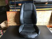 Bmw Oem E92 335i Left L Side Backrest Top Bottom Chair Seat Leather Skin Cover