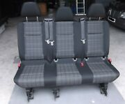 Mercedes Vito 447 Rear Seat 3 Seater Great Condition V Class