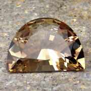 Pink-orange-green Multicolore Oregon Sunstone 10.53ct Flawless-top Investment