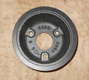 63 1964 1965 Ford Mustang Falcon Fairlane Orig 260 289 P/s A/c 3-g Crank Pulley