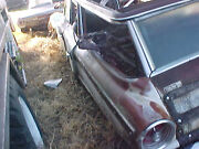 Vintage 1963 63 Ford Country Squire Wagon Parting Out Wood Like Side Trim Fomoco