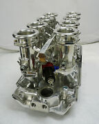 Maximizer Performance Itb For 396 / 402 / 427 / 454 Chevy Big Block V8 Engines