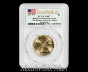 2018-d Innovation Patent Dollar Position B Pcgs Ms67 First Strike - None Higher