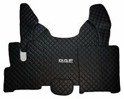 Set Floor Mats Carpet Engine Cover For Truck Daf Xf 106 Accessories Decoration