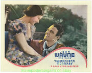 The Man From Monterey Lobby Card Size 11x14 Inch Movie Poster John Wayne 1933