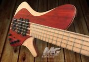 Mgbass Wavebird 5 Strings Pickup/preamp Aguilar Handmade For You Down Payment