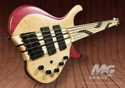 Mgbass Desert 6 Strings Pickup/preamp Emg Handmade For You Down Payment