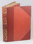 Richard Burton - The Book Of The Sword, First Edition, Finely Bound