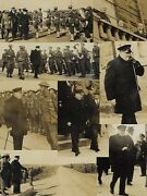 Sailorand039s Wwii Photo Album Including Eight Photos Of Churchill In Iceland In 1941