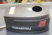 New Genuine Oem Tohatsu 5 Hp Motor / Engine Cover Cowl M5bs Two Stroke