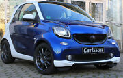 Carlsson Alloy All-weather Year-round Smart Fortwo Forfour 453 Vredestei