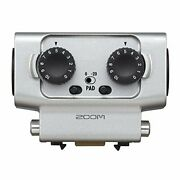 Zoom External Xlr Trs Input Exh-6 New From Japan