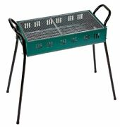 Captain Stag M-6378 Barbecue Grill Green Camping Outdoor Gear From Japan