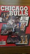 Very Rare Autographed Michael Jordan Chicago Bulls 1992/93 Official Team Yearboo