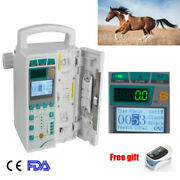 Sale Infusion Pump Iv Fluid Infusion With Audible Alarm For Human/vet/animal