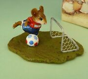 Wee Forest Folk Ms-23a What A Kicker With Goal Ltd 2005