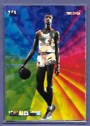 Lew Alcindor Future Stock Only 1 High School Refractor In Near Mint Condition