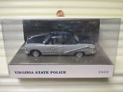 White Rose Collectibles State Police Highway Patrol + Civilian 1949 Fords Nib
