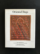 Oriental Rugs Smithsonian Illustrated Library Antiques Hc Dj Walter Denny 1979