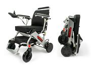 Worldand039s Lightest Only 39lbs Long Range Dual Battery And Motor Power Wheelchair
