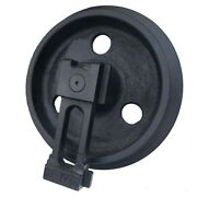 New Heavy Equipment Mini Excavator Front Idler For Ih Is55 Attachment