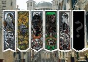 Rhys Cooper Game Of Thrones Variant Set Call The Banners 3 Signed And Numbered