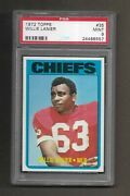 1972 Topps Football Psa 9 Mint -- Pick Any Cards From The List -- Free Ship