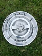 1956 Corvette Hubcap Part Full Set 4